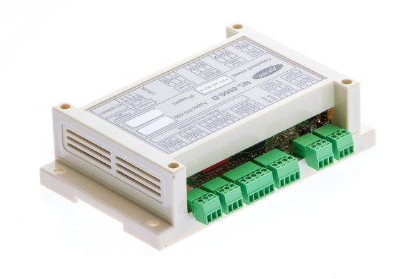 сетевой контроллер доступа для крепления на DIN-рейку – NC-8000-D