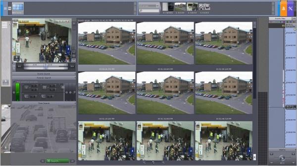 Axxon Next 4: быстрый и эффективный поиск по видеоархивам