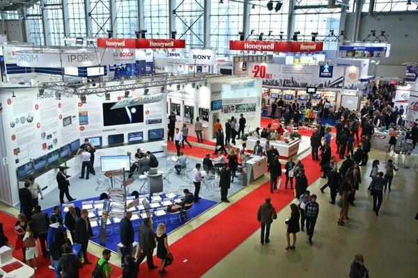 Международная выставка Securika