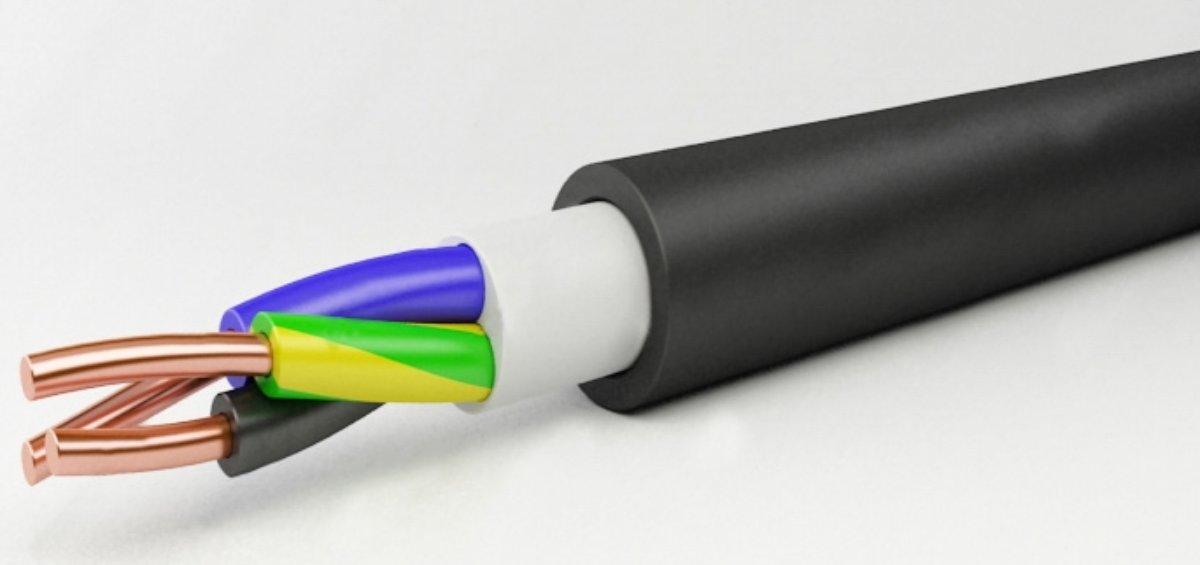 Оболочка для кабелей экстремальной эксплуатации